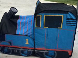 Playhut Thomas and Friends the Train Pop Up Train Tent Play Vehicle Tunnel!