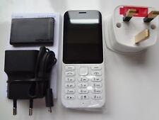Nokia Asha 222 SIM Free/ Unlocked White