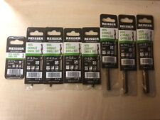 Reisser, HSS, Cobalt, Drill Bits, 1.5mm - 13.0mm.
