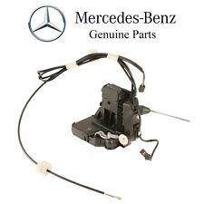 Mercedes W209 CLK320 CLK350 Driver Left Door Lock Mechanism Genuine 2097200135