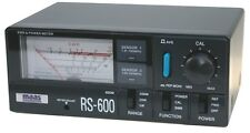 MAAS RS 600 SWR PWR METER 1.8 - 160 MHz / 140 - 525 MHz CB Ham Radio