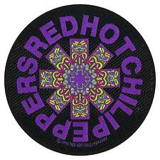 OFFICIAL LICENSED - RED HOT CHILI PEPPERS - TOTEM SEW ON PATCH ROCK RHCP