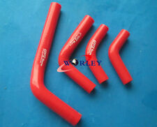 For Honda CRF250 CRF250X CRF250R 2004-2009 YEAR 2012 silicone radiator hose