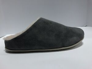 Fitflop Chrissie Womens Slippers Grey Size 7 M