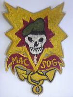 MACV-SOG - Patch - US MILITARY ASSISTANCE ADVISORY - SAIGON - Vietnam War - 152