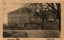 CPA  Falkenberg i. Lothr. - Madchenschule    (454870)