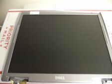 """Dell Latitude D505 15"""" Matte LCD complete assembly with hinges"""