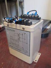 TransData Watt Transducer 20EWS501B 3Ph 3W 2 Element 5A 480V 60Hz Used
