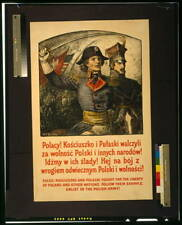 World War I,WWI,Polish Heroes,Liberty of Poland,Kosciuszko,Pulaski,Enlist,Army