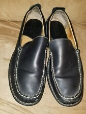 Born Men's Brown Leather Loafers Size 9
