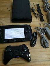 Wii U 32gb Mario Kart 8, Factory Reset, Game Controller, All Cables,Free Postage