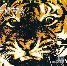 Survivor - Eye of the Tiger [New CD]