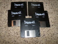 "Heimdall (Commodore Amiga) 3.5"" floppy disks"