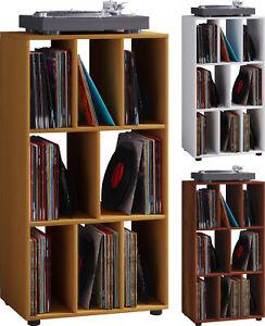 """VCM Schallplatten Regal Archiv LP Möbel Archivierung """"Schaltino"""""""