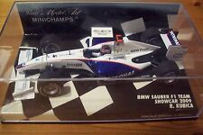 1/43 BMW SAUBER 2009 SHOWCAR ROBERT KUBICA