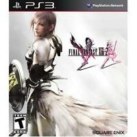Final Fantasy XIII-2 Final Fantasy XIII-2 PlayStation 3 PS3
