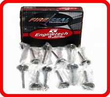 87-92 Jeep Comanche Wagoneer 242 4.0L OHV L6  (6)Intake & (6)Exhaust Valves