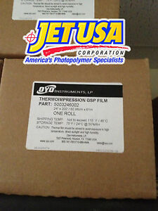 "OYO ThermoImpression GSP Film™ for Liberator™ GS 624 Film Imager - 24"" x 200'"