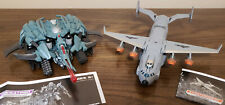Transformers Revenge of the Fallen Autobot/Decepticon Voyager Class Lot of 2!!!