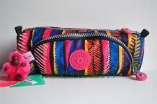 Kipling Cute Pen Case / Make Up Bag - Neon Marker (monkey name is CINDY)