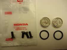 Honda VF1100 Magna Sabre VF 1100 V65 Clutch Brake SIGHT GLASS WINDOW 2 TWO LENS