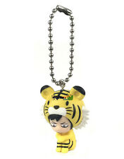 One Piece Cat Suit Nyan Mascot PVC SD Figure ~ Trafalgar Law Keychain @10998