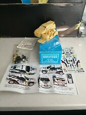 PROVENCE MOULAGE KIT 1/43 - K1205 FORD ESCORT COSWORTH MOBIL1 MONTE 1997 AURIOL