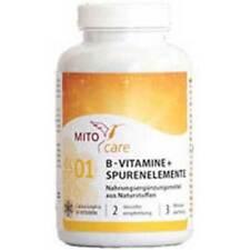 B-VITAMINE+Spurenelemente MITOcare Kapseln 12468435