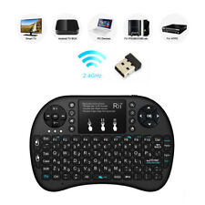 Rii mini i8 wireless keyboard with touchpad for PC smart TV BOX Remote Control