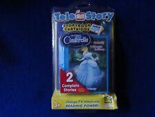 Walt Disney's Cinderella Tele Story Storybook Cartridge, Niop