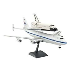 Revell Germany Boeing 747 SCA and Space Shuttle Model Kit. US General