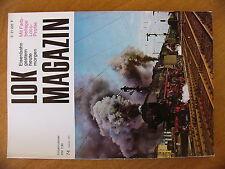 Lok Magazin 74 10/1975 Mecklenburg Signal Ferrovie-Calabro-Lucane