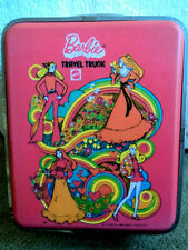 1972   BARBIE TRAVEL TRUNK FROM 1972 ~   NICE ~