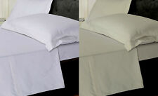 Extra Deep Fitted Bed Sheets 800 Thread Count 100% Egyptian Cotton Hotel Quality