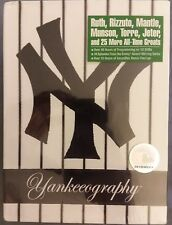 Megaset Yankeeography DVD 12-Disc Set 34 Episodes 40+ Hours A&E Yankees SEALED