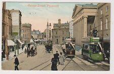 More details for devon postcard - george street, plymouth - p/u (a354)