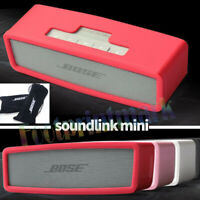 SOFT CARRY TPU CASE COVER for BOSE SOUNDLINK MINI I/II 2 SPEAKER+ Exclusive Bag