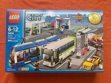 LEGO CITY 8404 PUBLIC TRANSPORT STATION