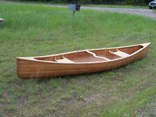 PLANS HOW TO BUILD a Cedar Strip Canoe, 3 Kayaks, and a Portage Rig