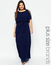 ASOS Polyester Long Plus Size Dresses for Women