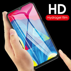 For Samsung Galaxy S20 S10 A51 A71 S21 5G HYDROGEL Full Cover Screen Protector