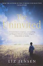 LIZ JENSEN __ THE UNINVITED __ BRAND NEW __ FREEPOST UK