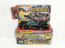 Corgi 267 Batman Batmobile Boxed * Original 1966 *