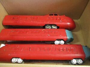 Vintage G or Standard Gauge Bullet Train 1940's-1950's?