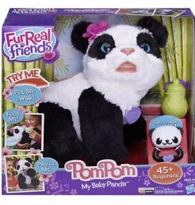 2014 FurReal Pet - PomPom My Baby Panda