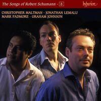 Christopher Maltman - Schumann: The Songs of Robert Schumann, Vol. 08  [CD]
