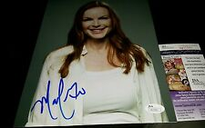 Marcia Cross Desperate housewives/Melrose Place Signed 8x10 JSA CERTIFIED