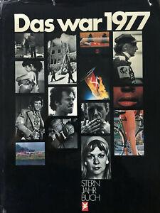 DAS WAR 1977 - STERN JAHRBUCH 1. AUFL.1978