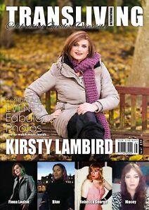 Transliving 67 Magazine Transgender, Non-Binary, X-Dress, Transvestite Lifestyle