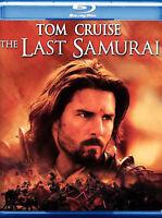 The Last Samurai [Blu-ray] -  Brand New Sealed